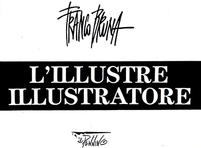 L'illustre illustratore