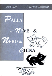 Palla di neve <tt></tt>& Nero di china